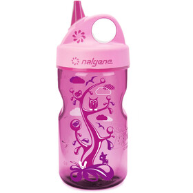 Nalgene Everyday Grip-n-Gulp Bottle 350ml Kids, baum